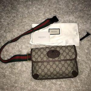 2081af3bfea8c0 Gucci Bags | Neo Vintage Beige Belt Bagfanny Pack | Poshmark